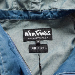 Wild Things Sheltech Denim Jacket