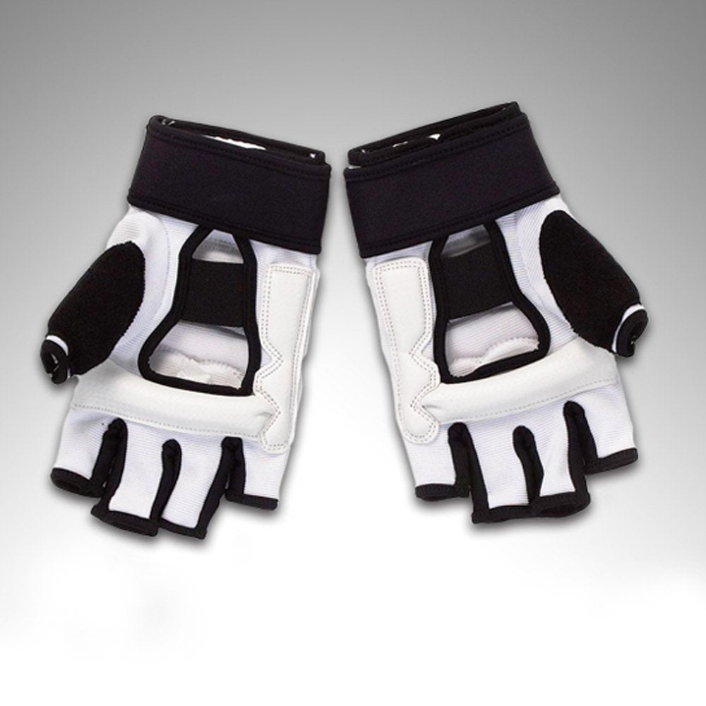 NEW Adidas Taekwondo Hand Gear Protector Guard Fighter Gloves WTF Approved MMA