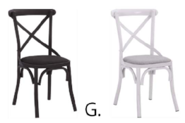 Chalet Metal Dining Chair, Dining Chair, Adelaide Furniture and Electrical, Adelaide Furniture and Electrical