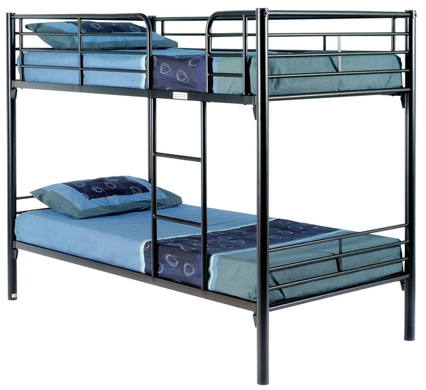 Houston Bunk Bed Single/Single, Bunk Bed, Adelaide Furniture and Electrical, Adelaide Furniture and Electrical