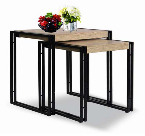 Ironstone Nest of Tables, Nest of Tables, Ironstone, Adelaide Furniture and Electrical