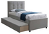 Milo Single Bed with Trundle