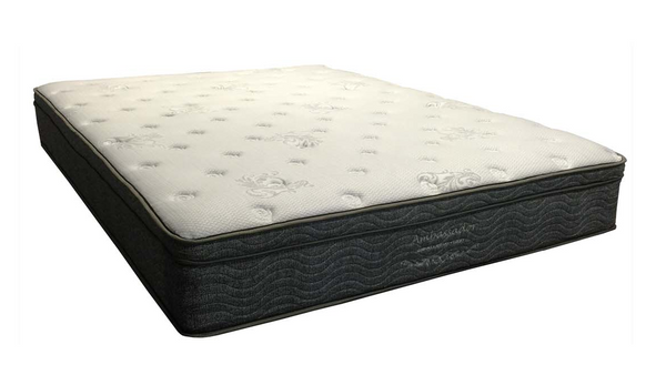 Ambassador Pocket Spring Euro Pillow Top, Mattress, Adelaide Furniture and Electrical, Adelaide Furniture and Electrical