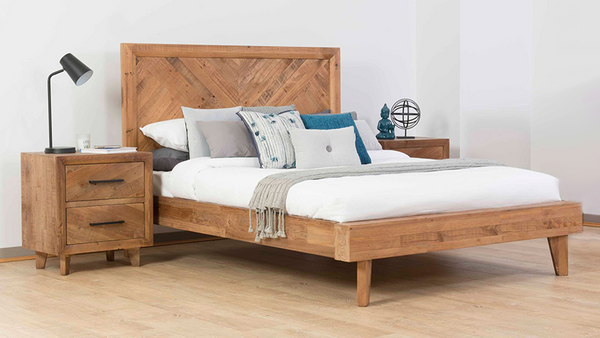 Pavilion Bed and Bedsides