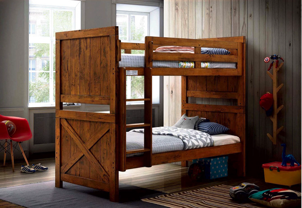 Barnyard Single/Single Bunk