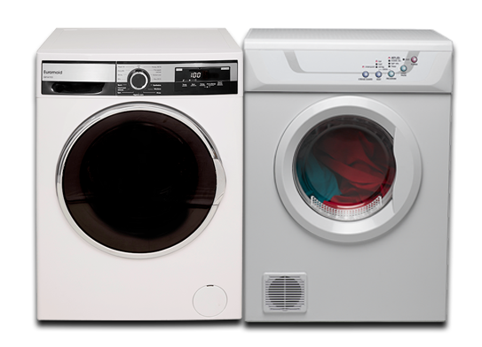 Euromaid Washer & Dryer