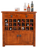 Napier 2 Door Wine Rack