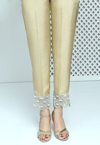 Scalloped Pants 3