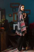 Embroidered Stitched Linen Shirt (1PC)