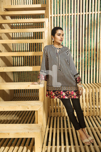 PS19-52 - Printed Stitched Shirt (1PC)