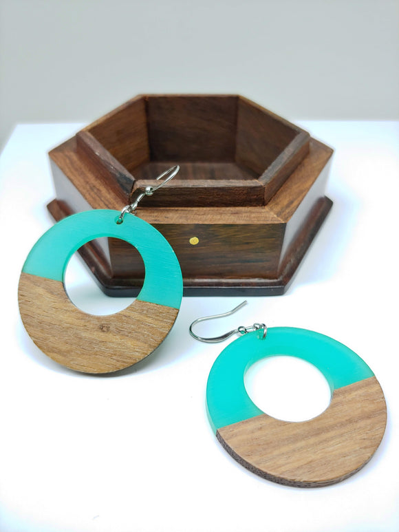 Wood & Resin Jewellery