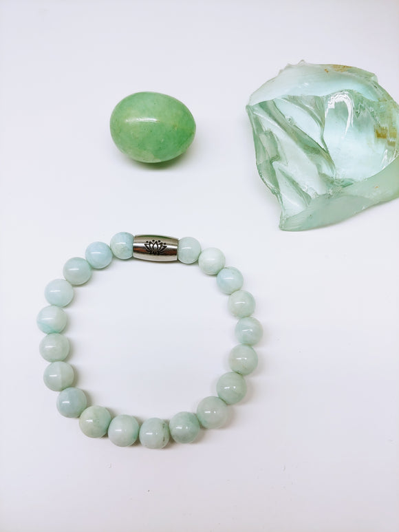 Gemstone Affirmation Bracelets