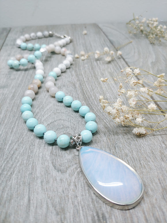 Mala Style Necklaces