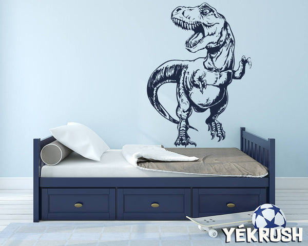 Dinosaur Wall Decal, Dinosaur Decor, kids bedroom Vinyl Wall Decal, Dinosaurs Wall Sticker, Child's Room Wall Decal, Dinosaur Wall art, Boys Room