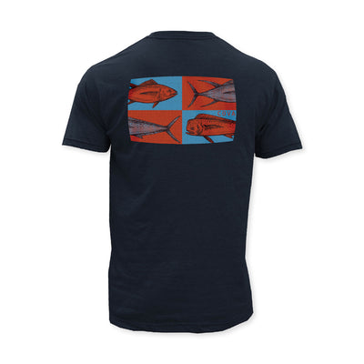QUARTERDECK t-shirt