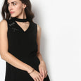 Dragonfly Choker Dress
