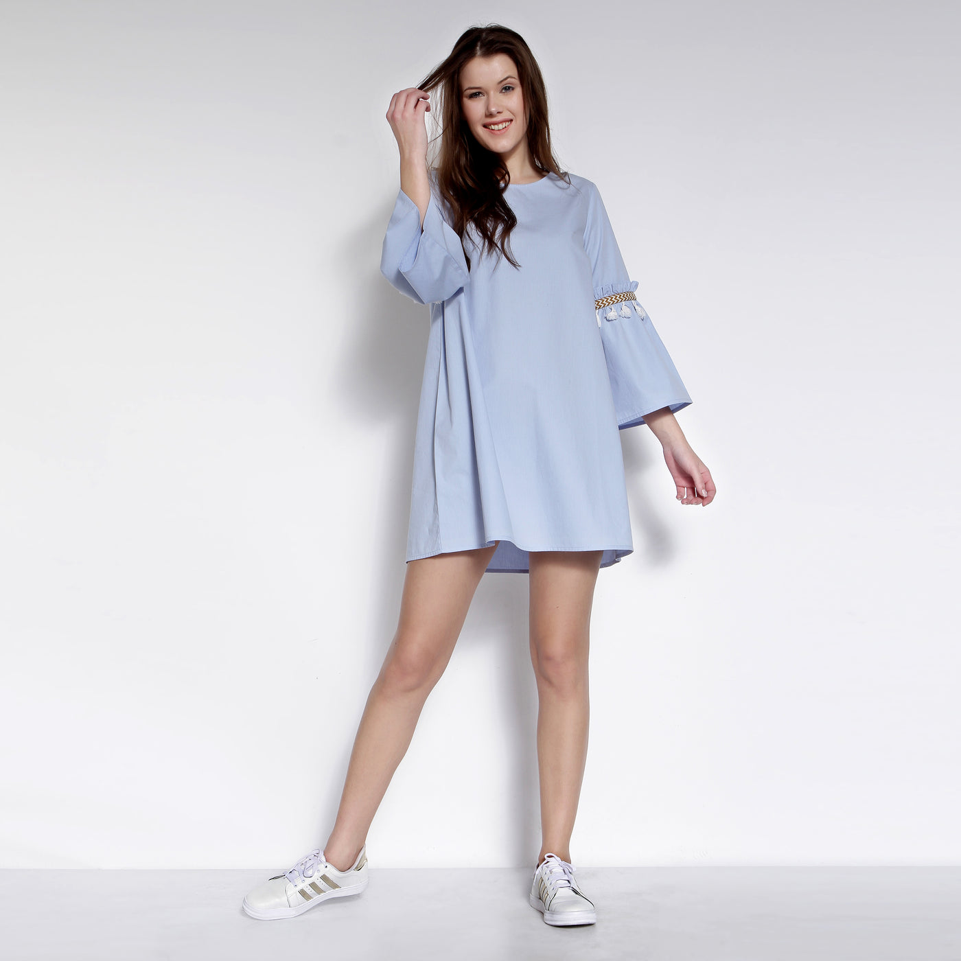 Easy Breezy Shift Dress