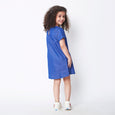 Chambray Rainbow Dress