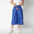Chambray Rainbow Culottes
