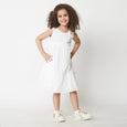 Little Woman White Dress