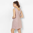 Dusky Shore Sheath Dress