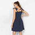 Just-Beaching Pinafore Dress