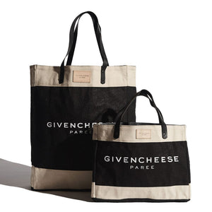 GIVENCHEESE - LARGE - MARKET BAG