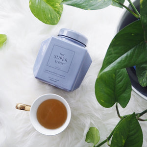 WELLECO - SLEEP WELLE CALMING TEA - CADDY 50 TEABAGS