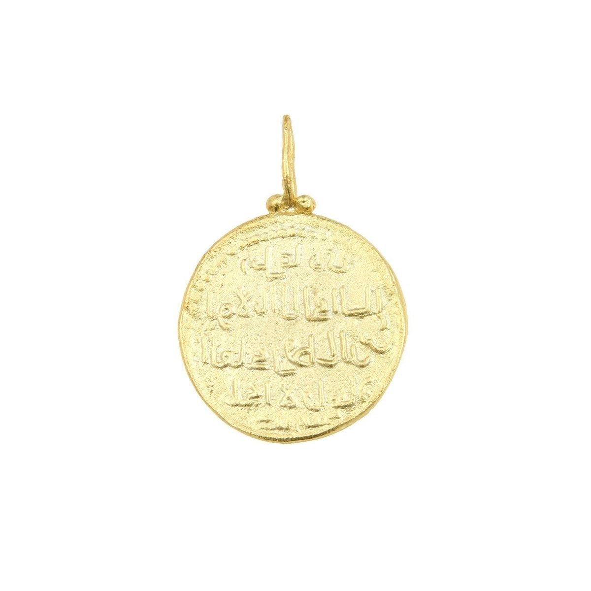 STATER STRENGTH PENDANT  - CLEOPATRAS BLING