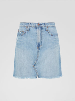 PIPER SKIRT - STREAM - NOBODY DENIM