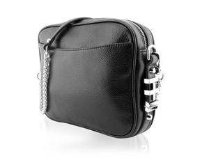 DYLAN KAIN - RODRIGUEZ SHOULDER BAG - SILVER HARDWARE
