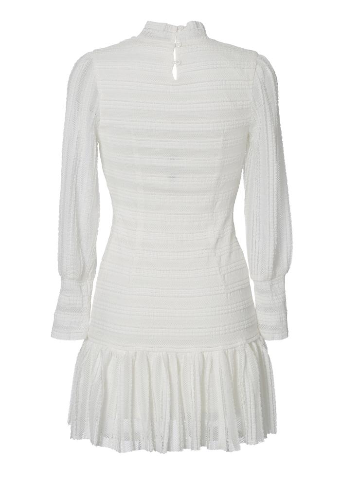 NEIGE DRESS - IVORY - VANESSA BRUNO