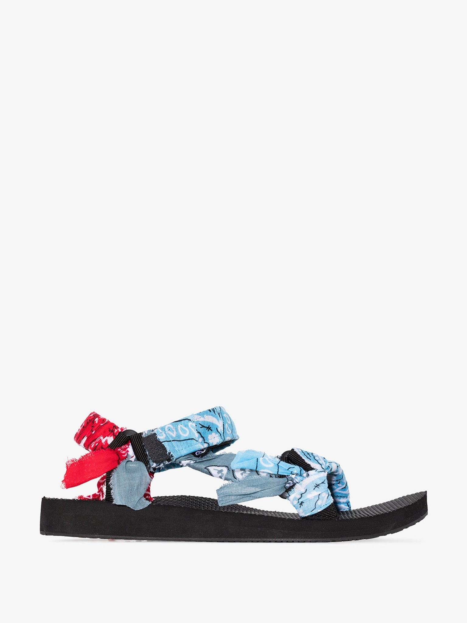 TREKKY BANDANA SANDALS - MIX BLUE - ARIZONA LOVE