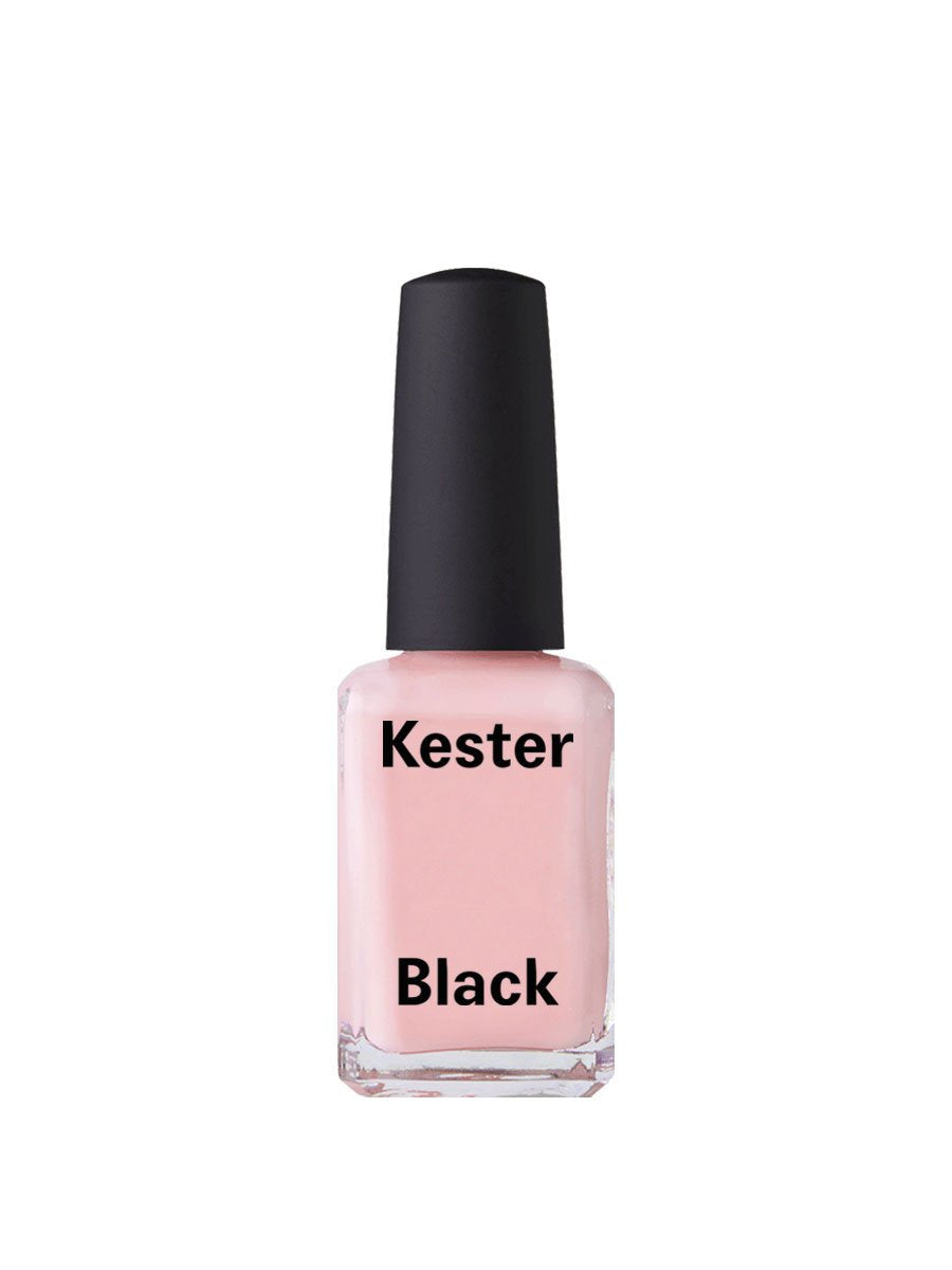 CORAL BLUSH NAIL POLISH - KESTER BLACK