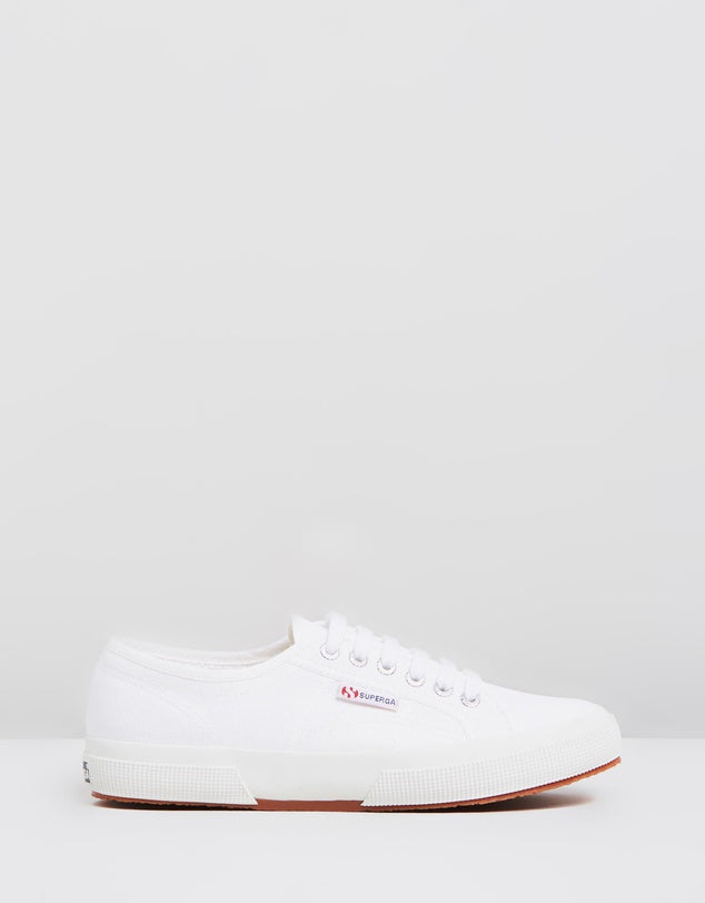 COTU CLASSIC CANVAS - WHITE - SUPERGA