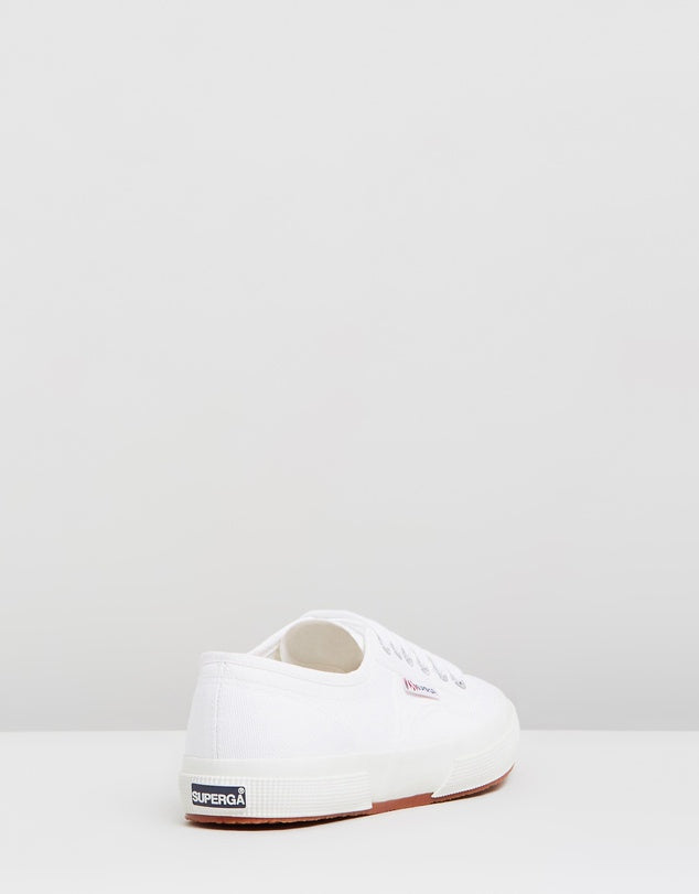 2750 COTU CLASSIC CANVAS - WHITE - SUPERGA