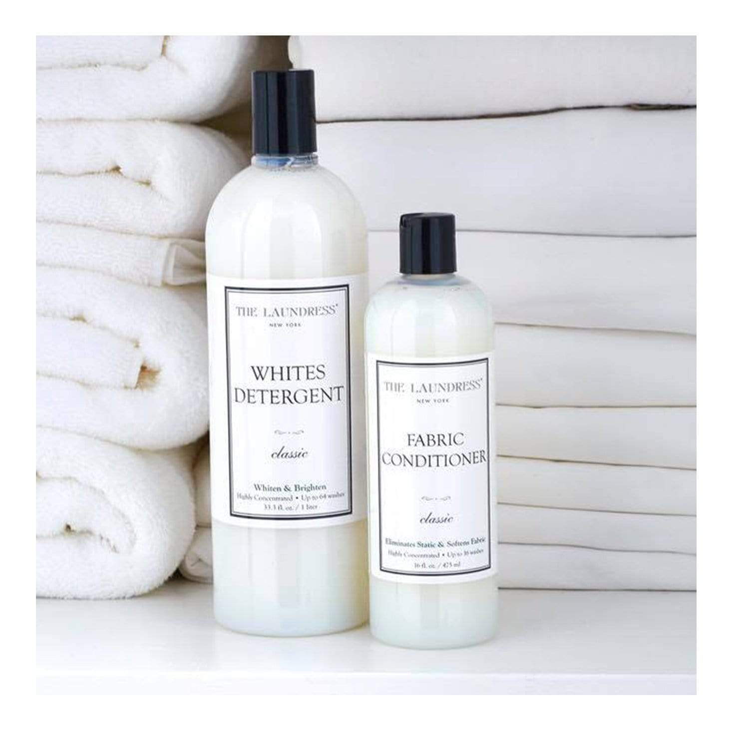FABRIC CONDITIONER 475ML - CLASSIC - THE LAUNDRESS