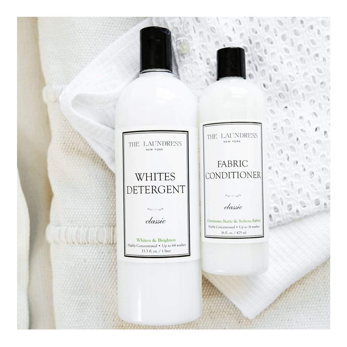 WHITES DETERGENT 1 LITRE - CLASSIC - THE LAUNDRESS