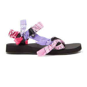 TREKKY BANDANA SANDALS - MIX PINK - ARIZONA LOVE