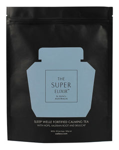 SLEEP WELLE CALMING TEA - POUCH 50 TEABAGS - WELLECO