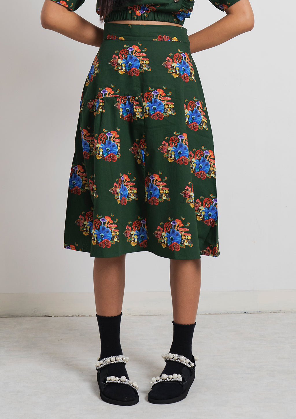 CALIN SKIRT - Print