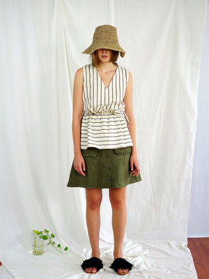 CHICORY SLEEVELESS