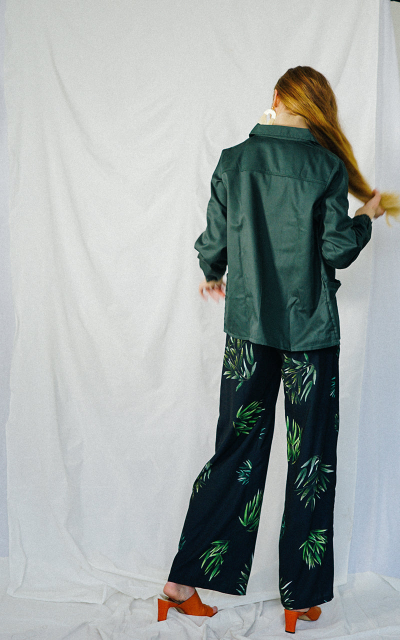 CHRYSANTHEMUM SHIRT/JACKET