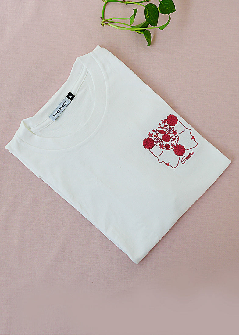 GEMINI BASIC T-SHIRT