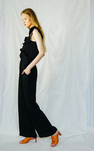 GLADIOLA JUMPSUIT (BLACK)