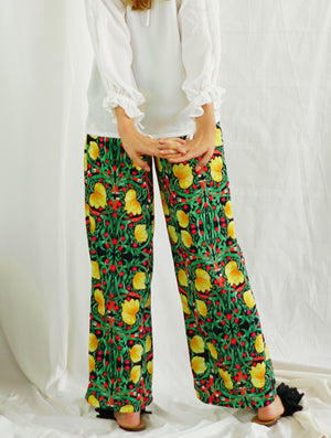 INFINITE GARDEN TROUSERS