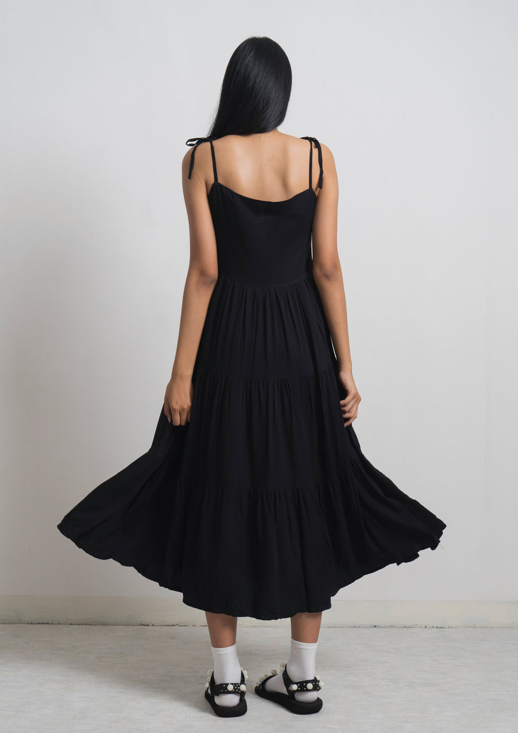 JOUR DRESS - Black