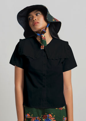 MORCHELLA SHIRT - Black