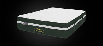 IMPERIAL (Latex/Memory Foam 7-Zone Pocket Coil Box Top Mattress)