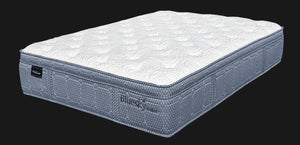 BLUESKY (Medium Type) (Outer-Tufted Pocket Coil Plush Top Mattress)